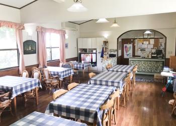 食堂の施設2