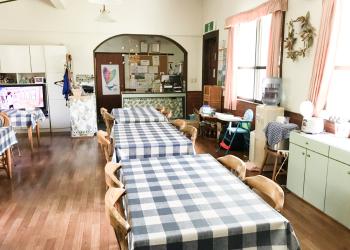 食堂の施設3