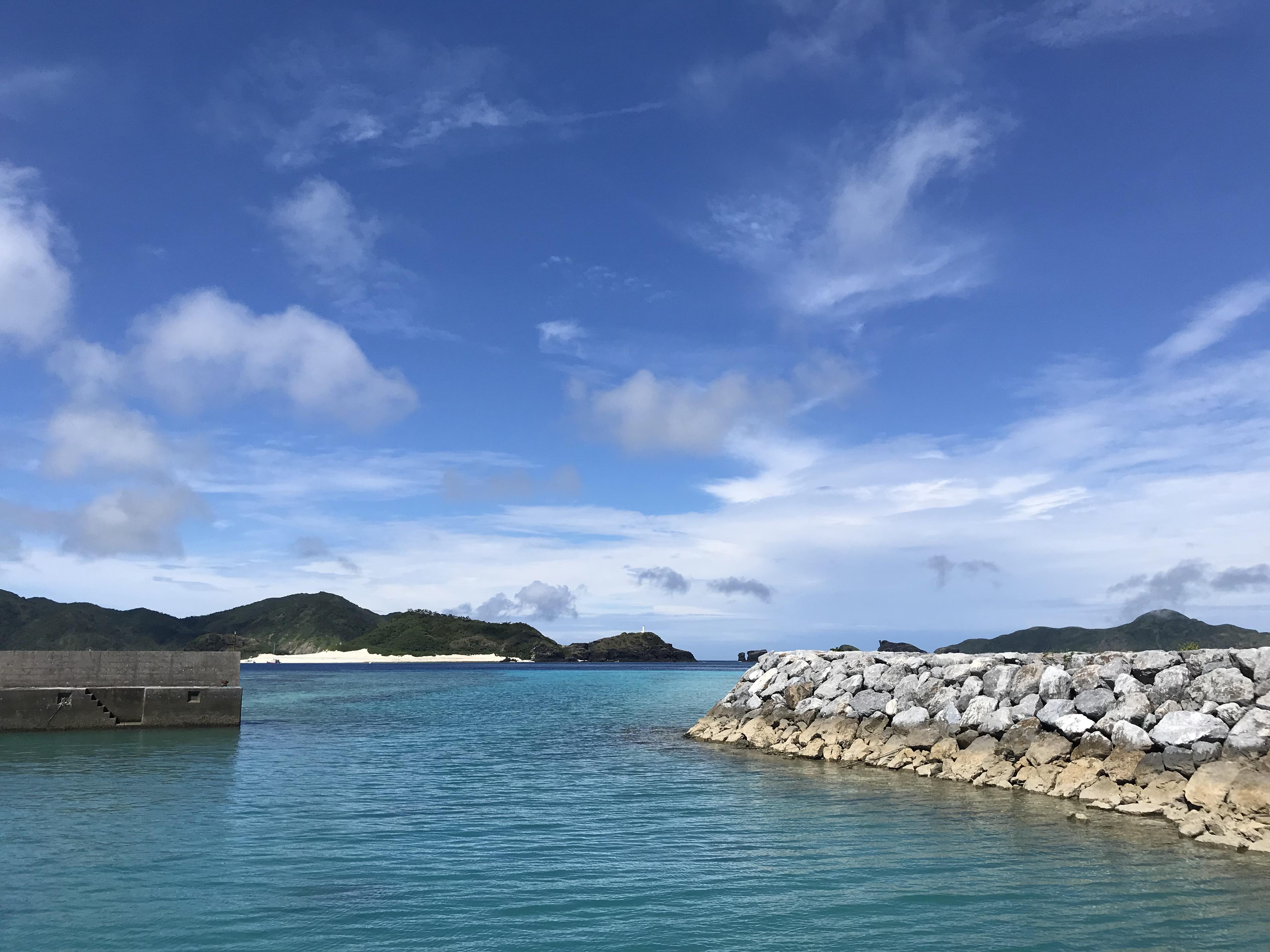 沖縄の梅雨明けも間近です☀️