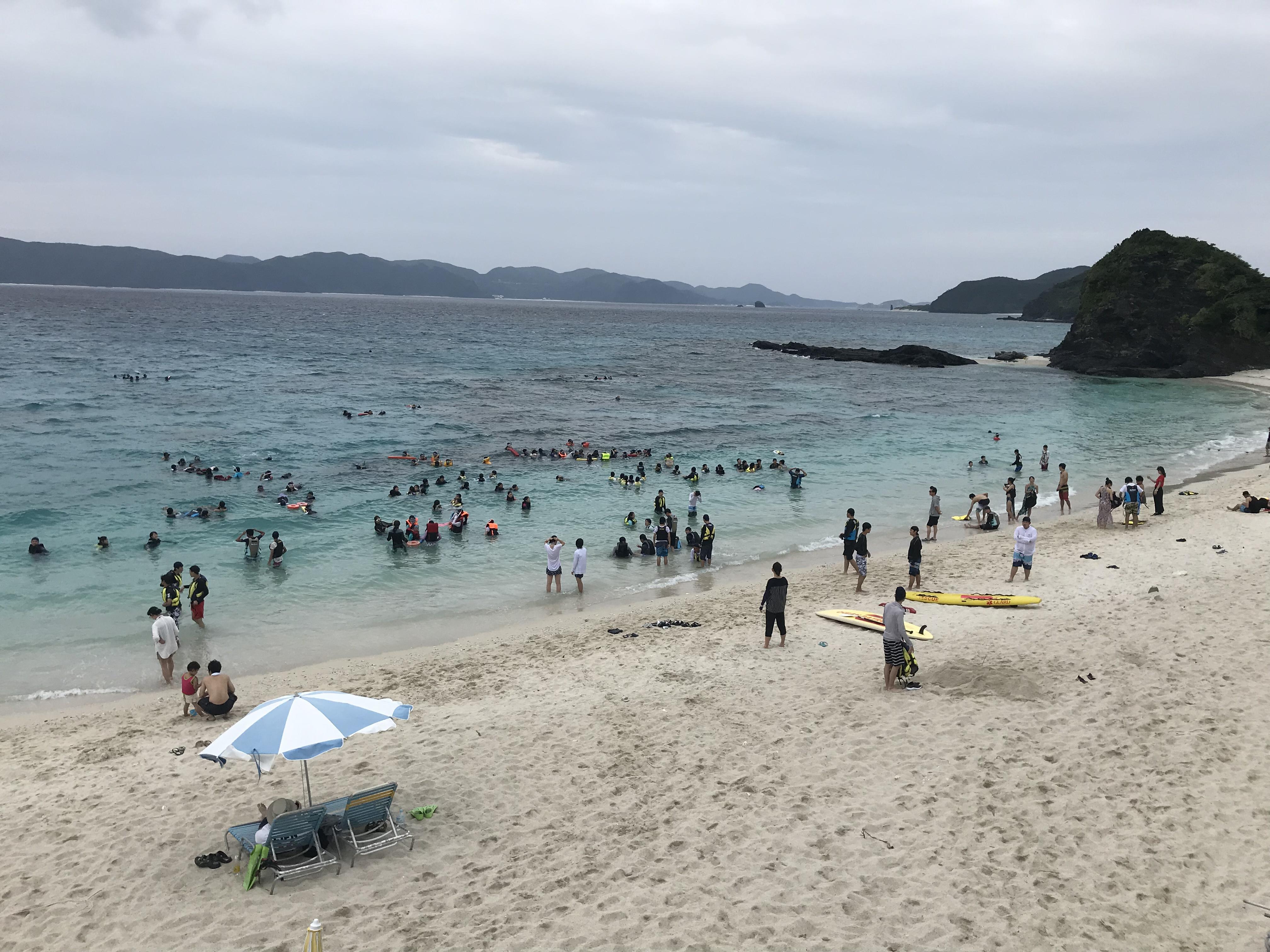 修学旅行シュノーケリングツアー (2019.6/13)